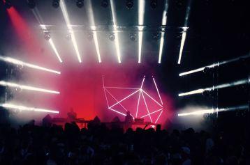 Big stage visuals