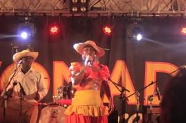 Nidia Góngora y Canalón de Timbiquí